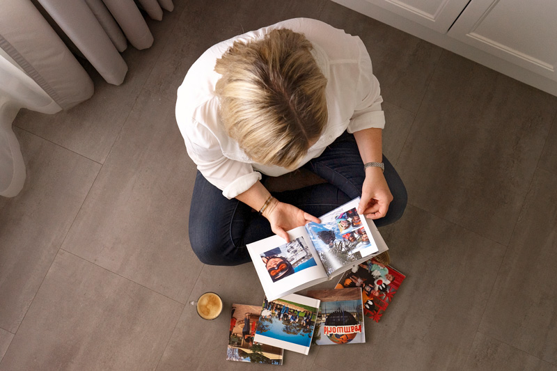 Use your excess clutter to be prepared for the unexpected